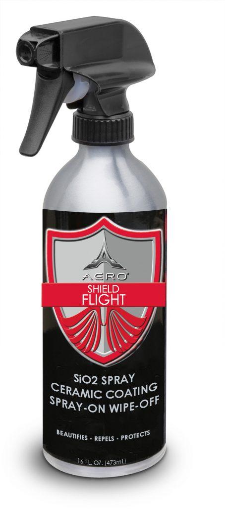 AERO SHIELD FLIGHT CERAMIC SPRAY (472 ml)