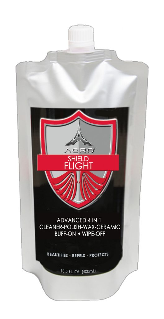 AERO SHIELD FLIGHT 4 in 1 (400 ml)
