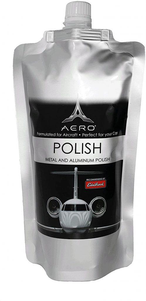AERO POLISH - Aluminium und Metall Politur   (400 ml)