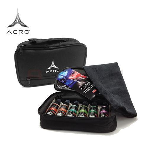 AERO Mini 6 Travel Kit   (6 x 74 ml + 1 x Mikrofasertuch 300g)