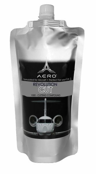 AERO REVOLUTION - Politur 1500   (400 ml / 945ml)