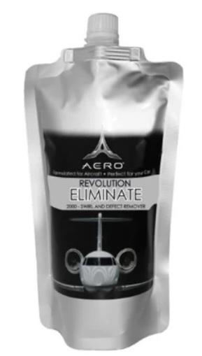 AERO ELIMINATE - Politur 2000   (400 ml / 945ml)