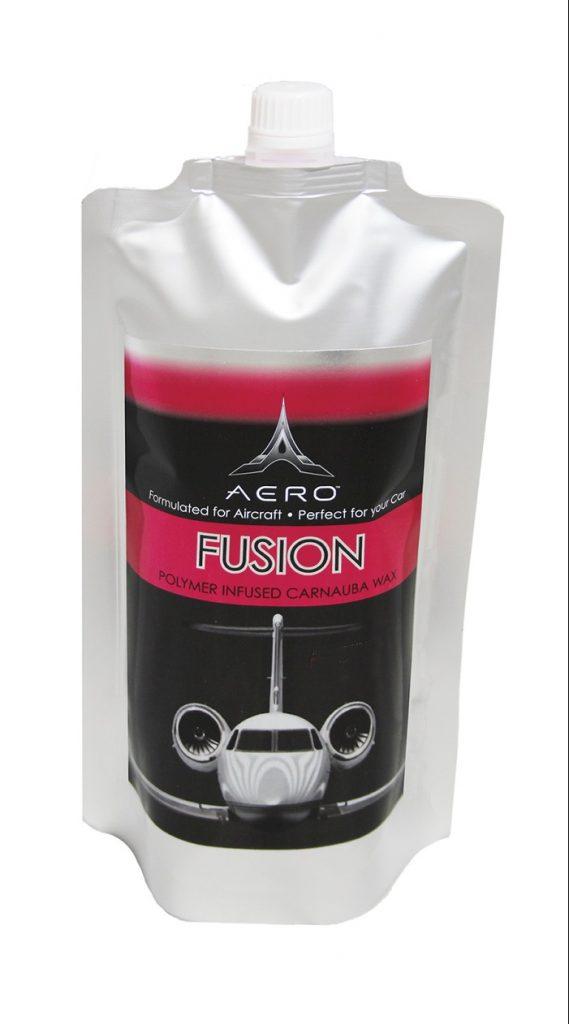 AERO FUSION - Polymer-Carnauba-Wachs   (400ml)