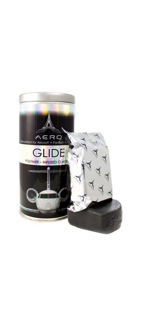AERO GLIDE - Polymer-Reinigungsknete   (2 x 100g)